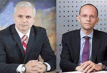 Adrian MARIN, Presedinte, UNSAR<br><br>Marius POPESCU, Vicepresedinte, UNSAR