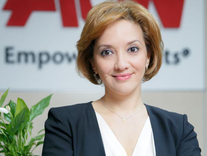 Adriana GRECU este noul Presedinte ...