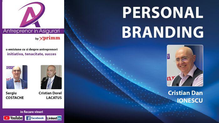 <font color=#be1831>VIDEO: </font> Antreprenor in Asigurari - Personal Branding
