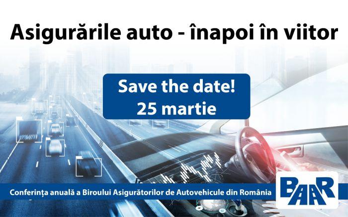 BAAR: Save the date! 25 martie - ...