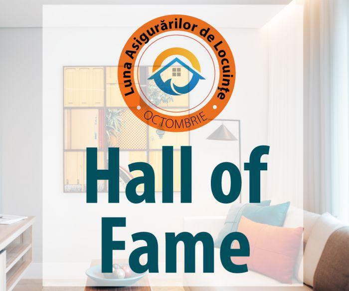 Hall of Fame: Va multumim tuturor ...