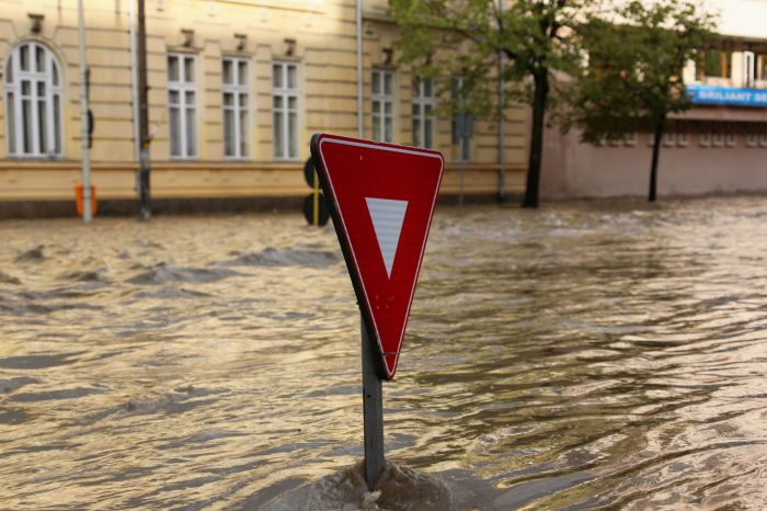IGSU: Inundatii in 36 de ...
