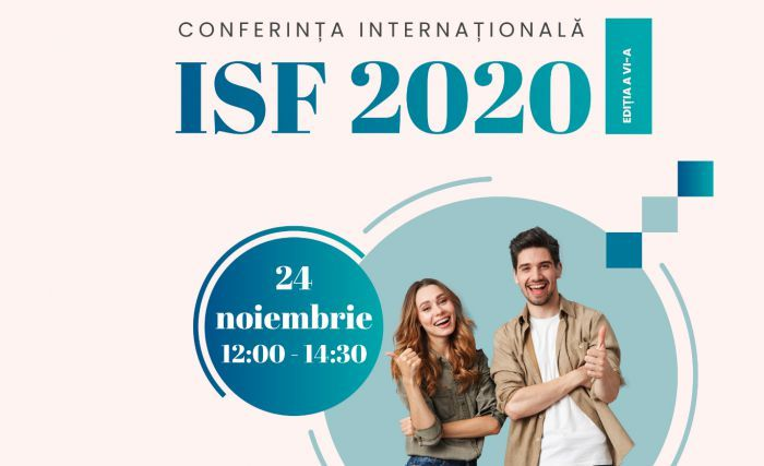 Conferinta ISF 2020 - Educatia financiara in epoca digitalizarii
