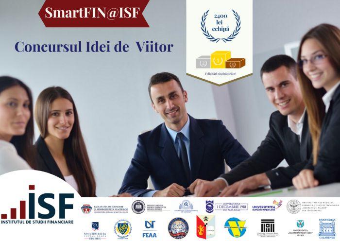 ISF anunta castigatorii ...