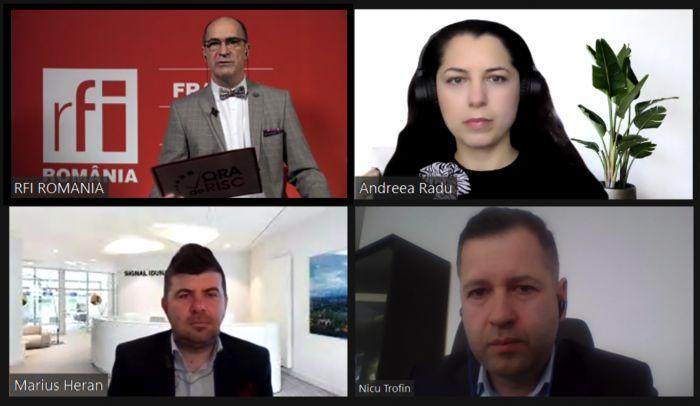 VIDEO:  Ora de Risc - Pandemia ...
