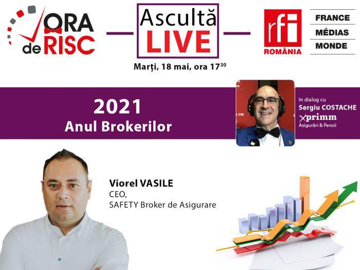 Ora de Risc: 2021 - Anul Brokerilor
