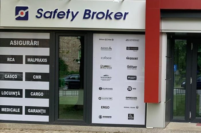 SAFETY Broker, lider pe piata de brokeraj in asigurari cu afaceri de 335 milioane lei in S1 2021, se listeaza la Bursa