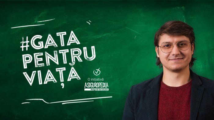 #gatapentruVIATA, noua campanie ...