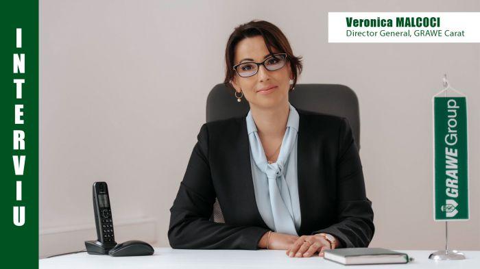 INTERVIU cu Veronica MALCOCI: ...