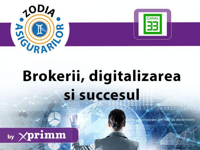 <font color=#be1831>VIDEO: </font> Zodia Asigurarilor - Brokerii, digitalizarea si succesul
